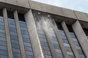 Professional Building Cleaning