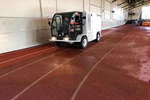 Athletic Field Cleaning